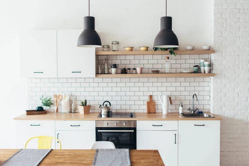 نور و روشنایی مناسب برای آشپزخانه