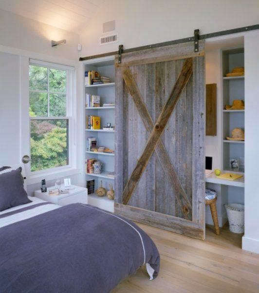 نوع درب بسته و لبه دار