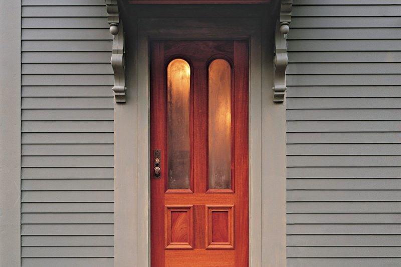 نکات خرید درب ورودی چوبی