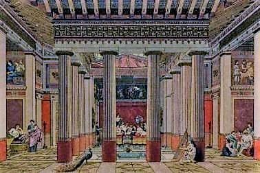سبک یونانی در دکوراسیون داخلی
