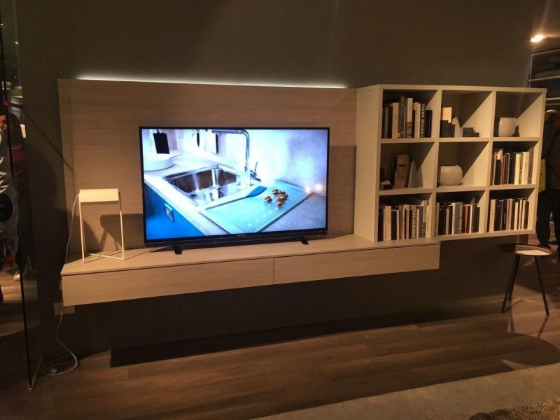 واحد دیواری پانل تلویزیون