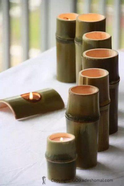 وسایل تزئینی بامبو