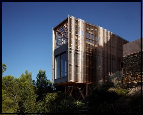 نگاهی به مزایای ساخت بهترین ویلای چوبی
