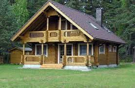 ویژگی های خانه چوبی