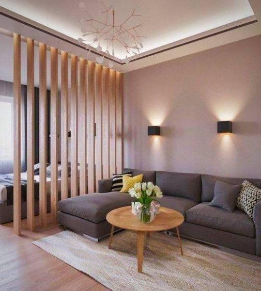 پانل جداکننده چوبی