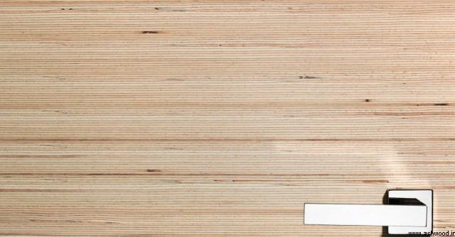 پانل های چوبی BauBuche , دکوراسیون چوبی ساخته شده از ورق های تمام چوب آلمانی
