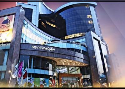 پروژه ساختمان پلادیوم ، مهندس رفتاری تهران مقدس اردبیلی