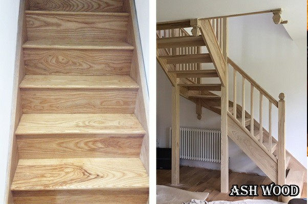 4 نوع بهترین چوب مستحکم برای بالابر پله های چوبی