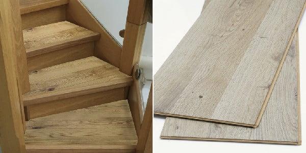 ساخت کف پله
