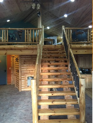 انواع پله چوبی , ایده های جالب و زیبا از انواع پله چوبی
