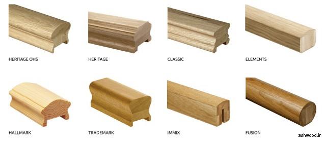 انواع چوب مناسب ساخت پله چوبی , عکس راه پله های چوبی
