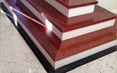 انواع چوب : چه چیزی برای طول عمر پله مناسب است ؟
