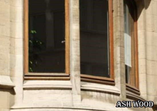 انواع پنجره چوبی