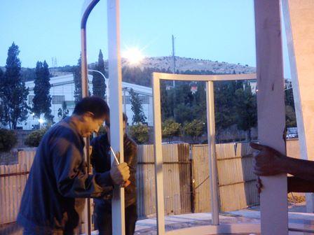 هتل رویال شیراز ، پیمانکاران هتل شیراز