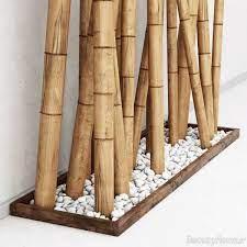 انواع چوب بامبو و کاربردهای آن چه می باشد؟