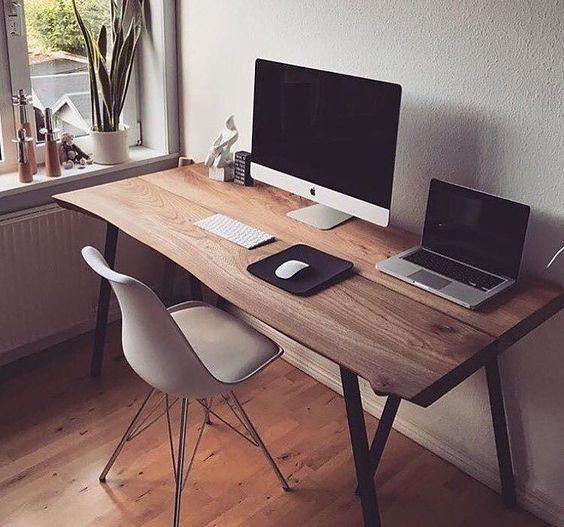 چه نوع چوبی برای میز کار توصیه می شود  ؟