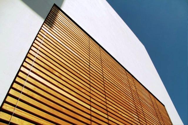 چوبهای مهندسی شده ساختمان