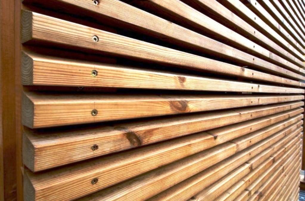 چوب ترموود