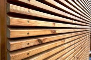 چوب ترموود چوب ترمو , قیمت چوب ترموود , چوب نما , ترمو وود