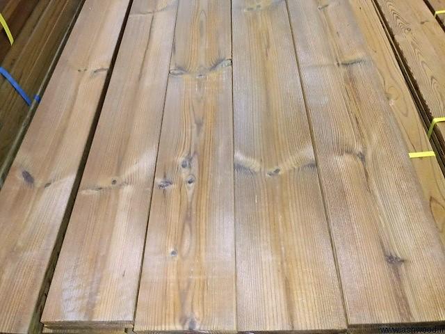 عکس چوب ترمووود موجود در بازار چوب ایران