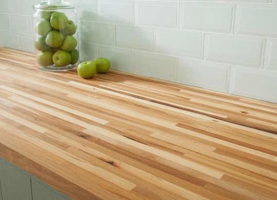 چوب جنگلی برای میز آشپزخانه