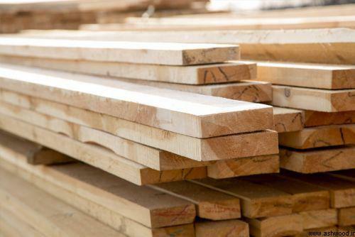 چوب روس , کاربرد چوب کاج روسی