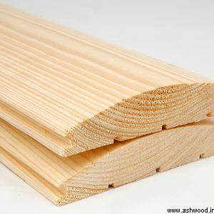 لمبه چوب کاج