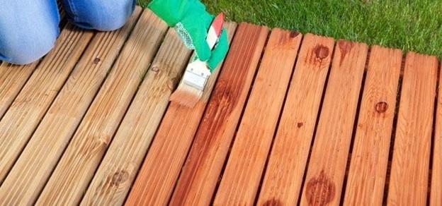 ضدآب کردن چوب- نگاهی اجمالی به ضدآب کردن چوب