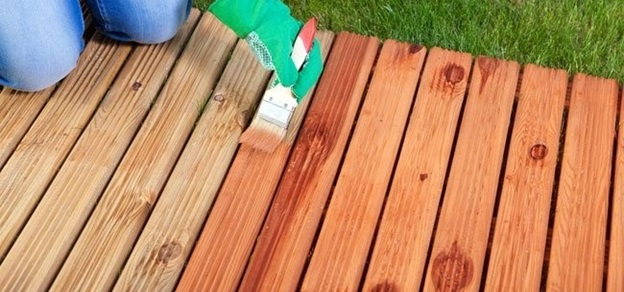 مقاله : چگونه چوب را ضد آب کنیم.
