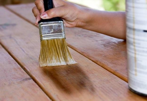 ضدآب کردن چوب- رنگ ها  و محلول های ضدآب کننده چوب