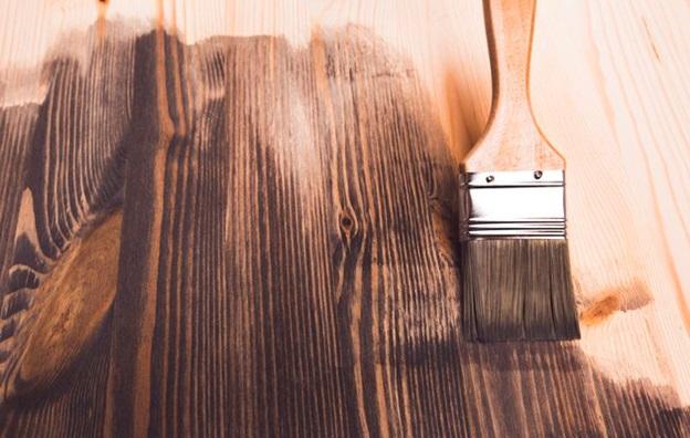 ضد آب کردن چوب- روش دوم: استفاده از محلول های ضدآب کننده
