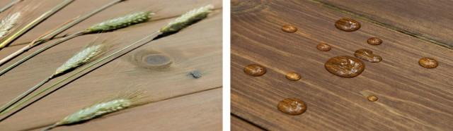 سازه های چوبی ترمووود , داربست چوبی ایجاد دالان های تونل مانند