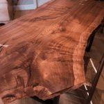 چوب لبه طبیعی