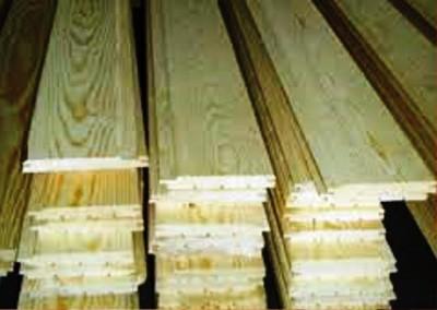 چوب تخته کاج مناسب لمبه