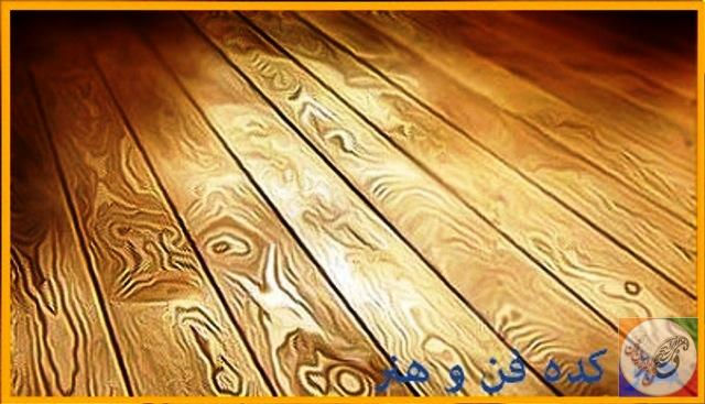 چوب لمبه دیوار سونا کلبه  (6)