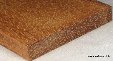 چوب ماهون آفریقایی ( Afzelia africana ) اطلاعات کامل انواع چوب