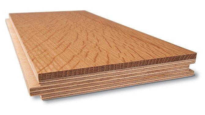 انواع مختلف چوب مهندسی شده