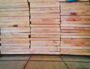 چوب کاج زرد جنوبی , انواع چوب