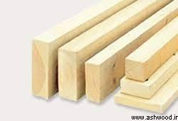قیمت کنونی چوب چهار تراش های موجود در بازار چوب ایران