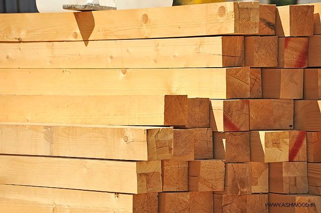 انواع چوب و کاربرد آنها , چوب روسی