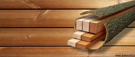 انواع چوب ترمووود , لمبه ترمووود , اولین تولید تراورس ترمووود