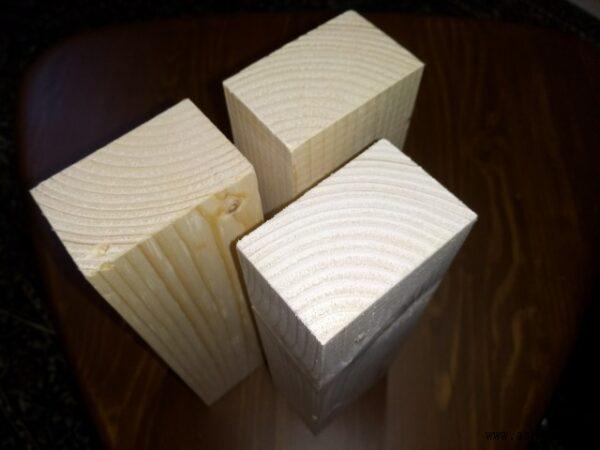 چوب چهار تراش 6 در 4 سانت چوب کاج روسی