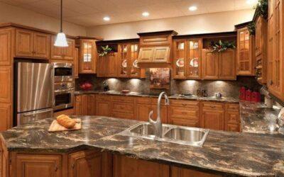 نصب کابینت آشپزخانه بصورت کاملا حرفه ای
