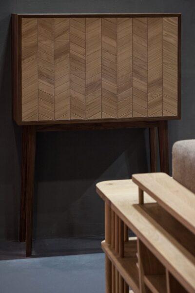 کابینت دکوری چوبی