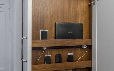 ایستگاه های شارژ آشپزخانه بسیار کاربردی