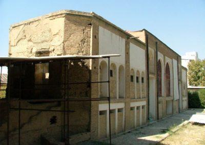 کاخ سلیمانیه کرج