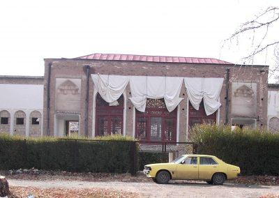 کاخ سلیمانیه کرج ( استان البرز )
