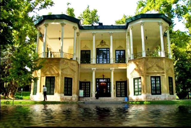 کاخ نیاوران عمارت کوشک 1