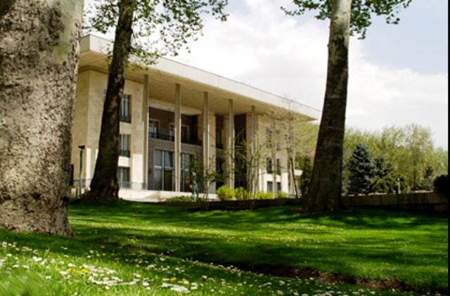 کاخ نیاوران عمارت کوشک 2