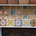 اجر نما و سرامیک سبک روستیک و سنتی ایرانی